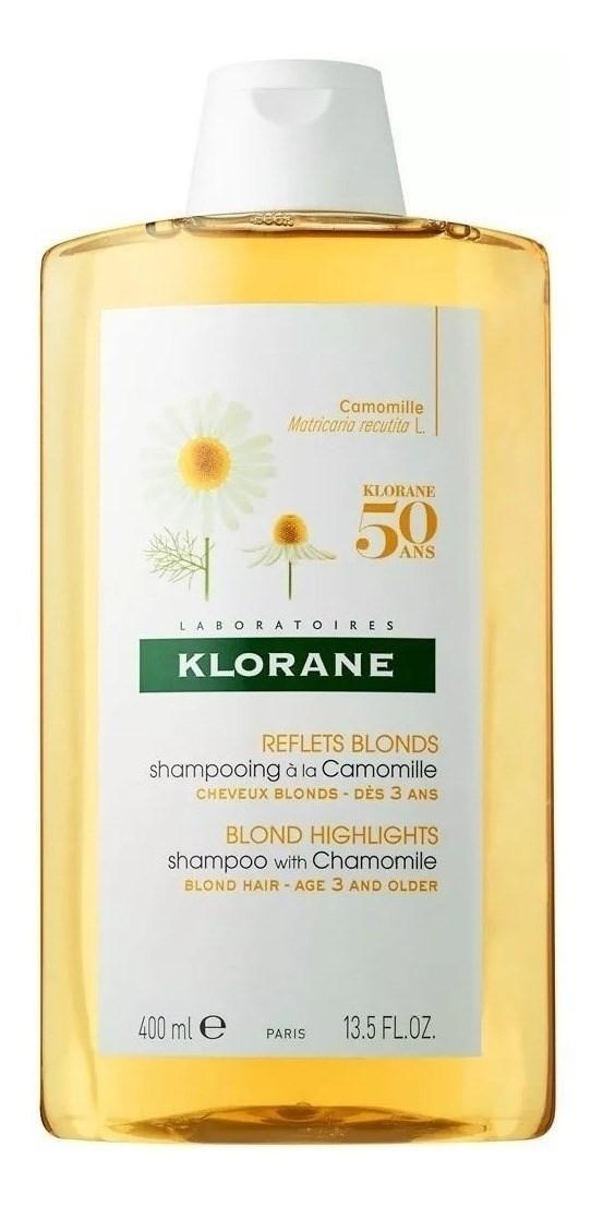 Klorane Shampoo Camomila X 400 Ml
