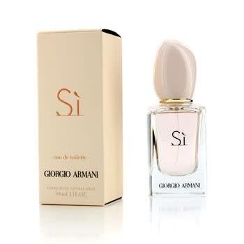 Perfume Mujer Si Giorgio Armani Edt 30ml