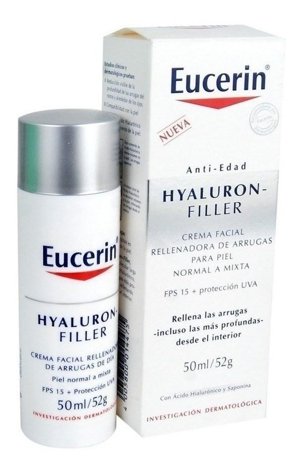 Eucerin Hyaluron Filler Crema Día Rellenadora Arrugas 50ml #1