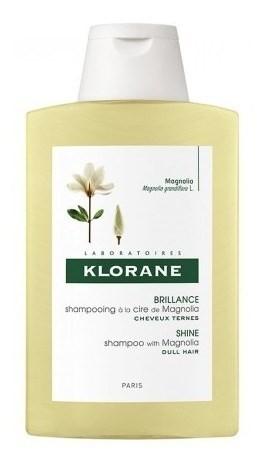 Klorane Shampoo A La Cera De Magnolia X 200 Ml