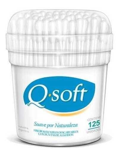 Q-soft Hisopos X125un