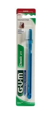 Gum Classic 211 Cepillo Dental X 1 Unidad