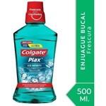 Enjuague Bucal Colgate Plax Ice Infinity 500ml Promo Lleve 5 #1