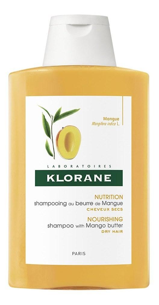 Klorane Shampoo De Mango X 200 Ml
