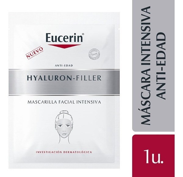 Eucerin Hyaluron Filler Máscara Facial X 1un