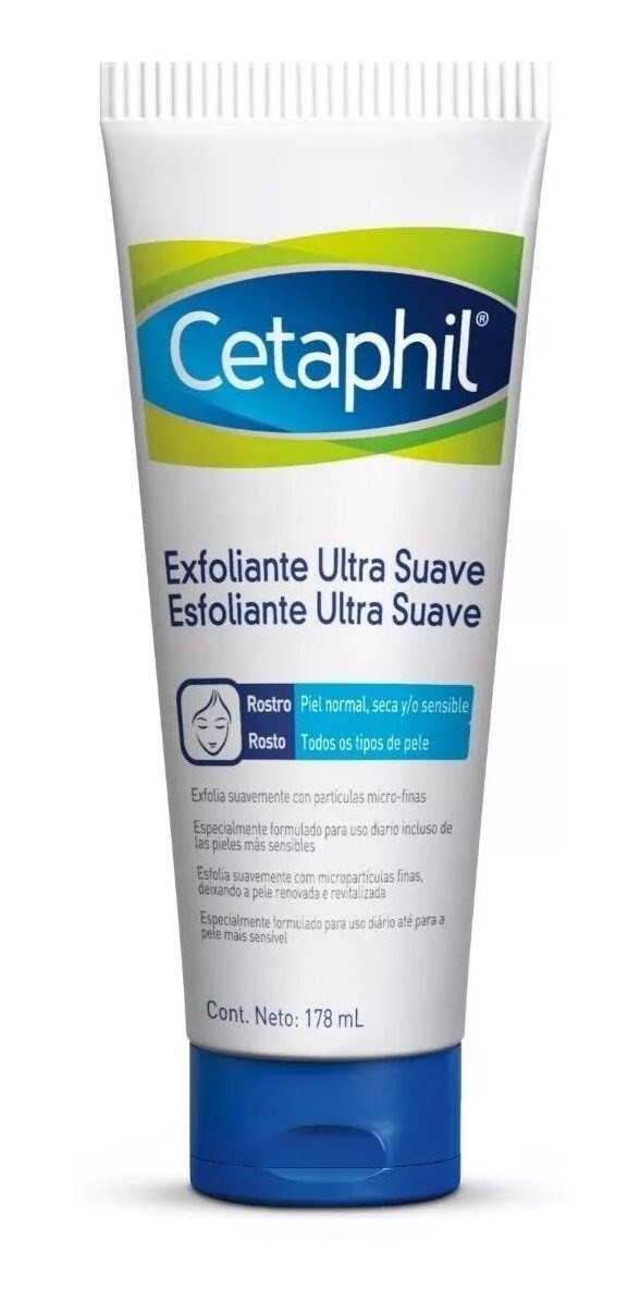 Exfoliante Cetaphil Ultra Suave X 178 Ml