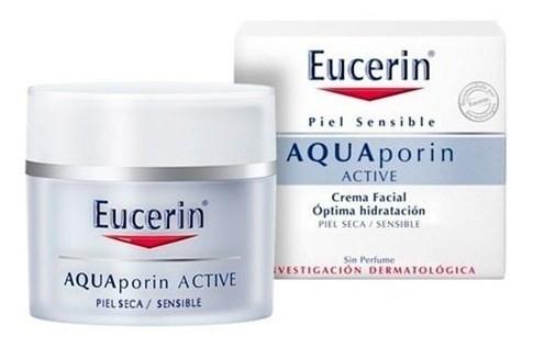 Eucerin Aquaporin Crema Hidratante Piel Seca 50ml
