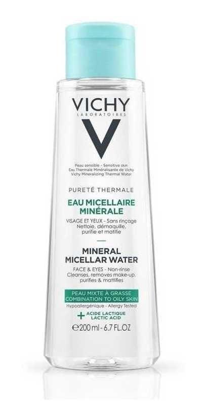Agua Micelar Vichy Purete Thermal X200ml