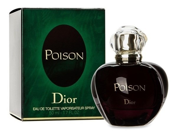 Perfume Importado Dior Poison 50ml Mujer