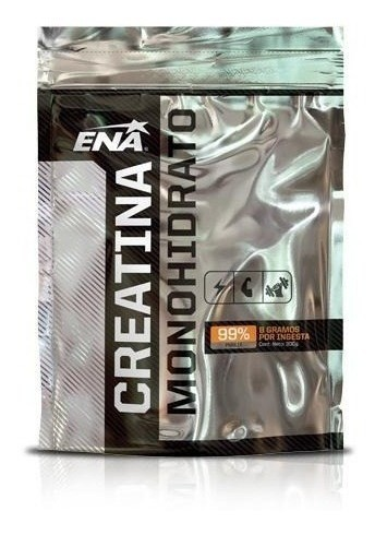Creatina Monohidrato  Ena Sport  300 Gramos