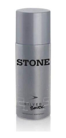 Desodorante Stone Silver Brick X 150 Ml