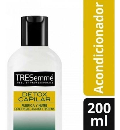 Acondicionador Tresemme Detox Capilar 200ml