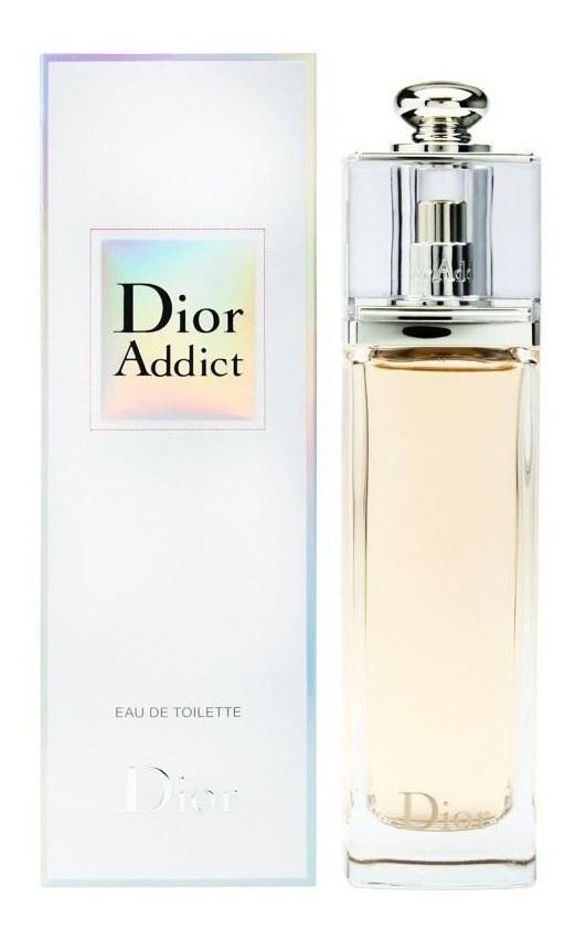 Perfume Importado Dior Addict Edt 100ml Mujer