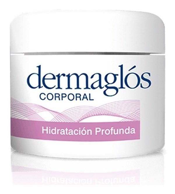 Crema Corporal Dermaglos Hidratación Profunda Piel Seca X 100 Gr