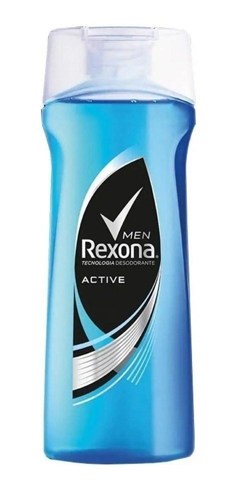 Jabón Líquido Rexona Men Active 250ml