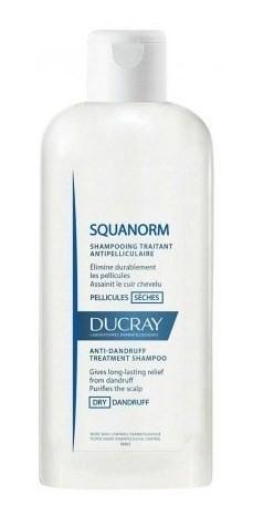 Ducray Squanorm Shampoo Tratante Caspa Seca X 200 Ml
