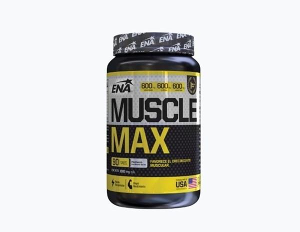 Ena Suplemento Dietario X 90 Tabs Muscle Max