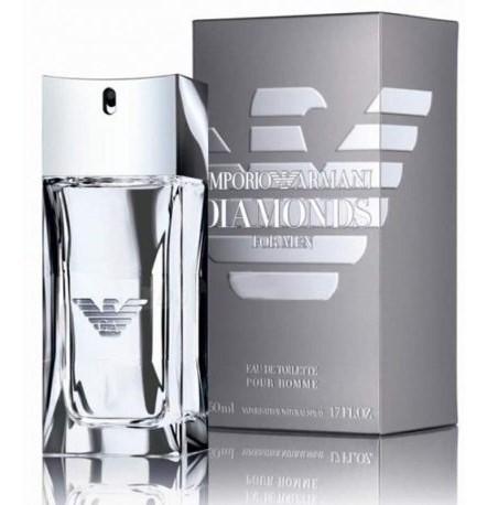 Perfume Giorgio Armani Emporio Diamonds For Men Edt 50 Ml Sp