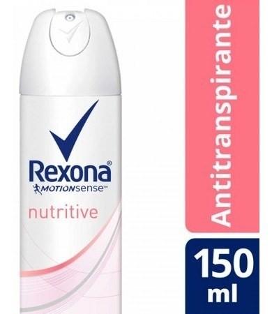Desodorante Rexona Antitranspirante Nutritivo 150ml #1