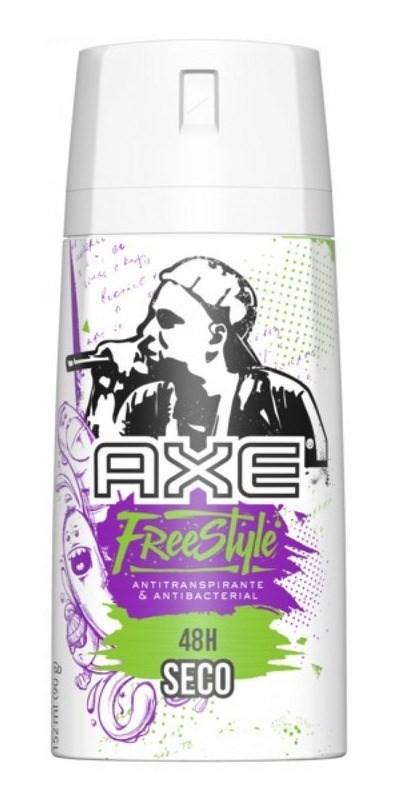 Antitranspirante Axe Freestyle 90 Gr 152 Ml