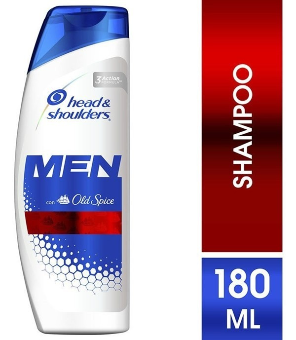 Shampoo Head & Shoulders Old Spice