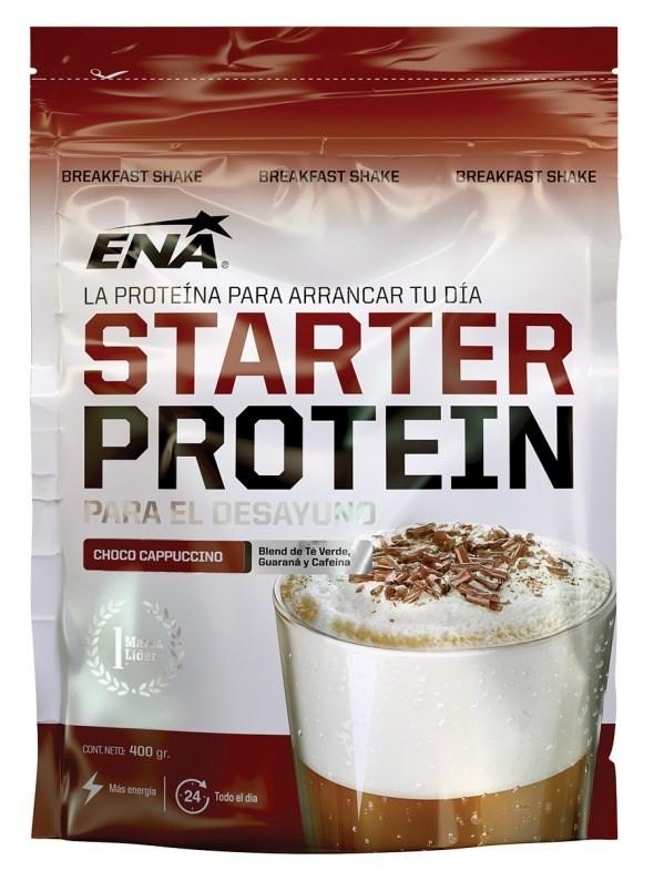 Proteina Starter Ena 400grs Choco Capuchino