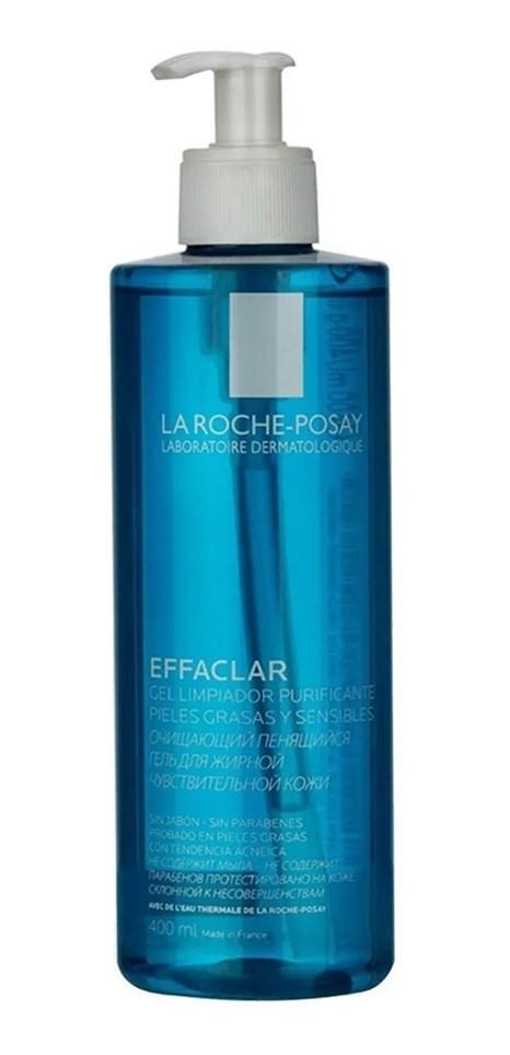 La Roche Posay Effaclar Gel 400ml Pieles Grasas Y Sensibles