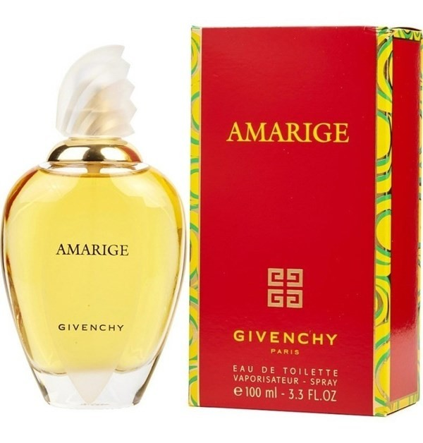 Perfume  Amarige Givenchy Eau De Toilette 100 Ml