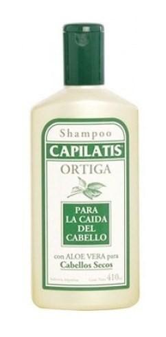 Shampoo Ortiga Con Aloe Vera Capilatis X 410ml