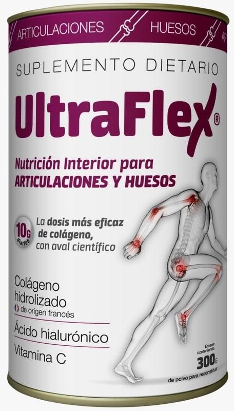 Ultraflex Colágeno Hidrolizado X 300g