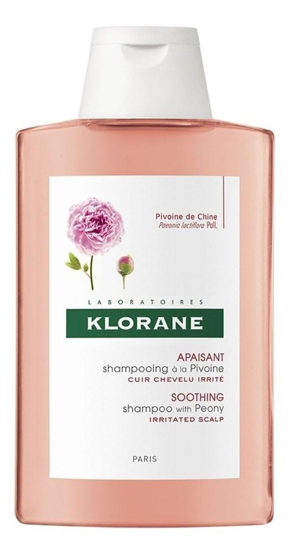 Klorane Shampoo Peonia X 200 Ml