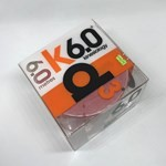 Cinta Adhesiva Kinesiológica D3 Tape Spider Tech Roja X6m #2