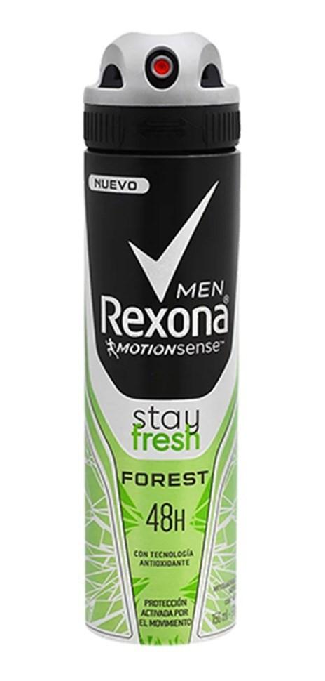 Desodorante Rexona Stay Fresh Hombre 150 Ml