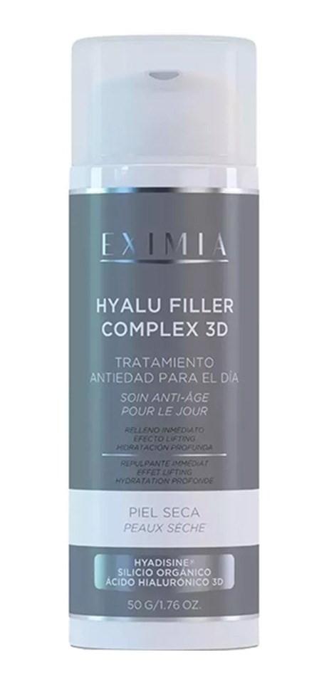 Eximia Hyalu Filler Complex 3d Crema De Día Anti Edad 50g