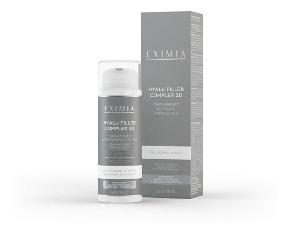 Eximia Hyalu Filler Complex 3d Piel Normal A Mixta 50 Gr