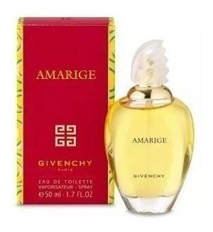 Perfume Mujer Givenchy Amarige Edt 50ml Importado