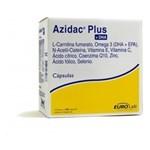 Azidac Plus Dha Fertilidad Masculina Eurolab 120 Cápsulas #1