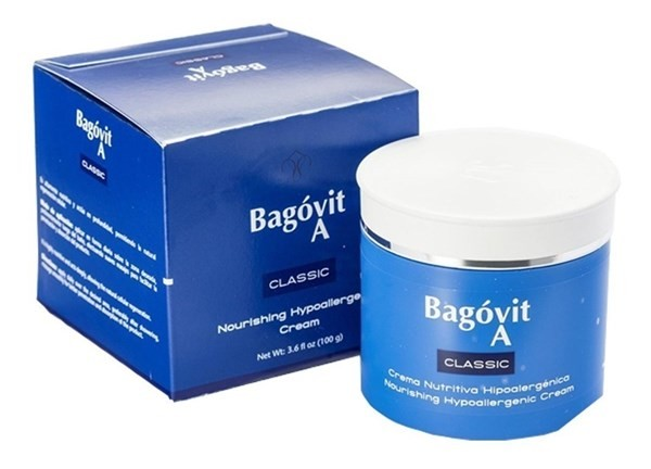 Bagovit A Classic Crema Nutritiva 100 Grs