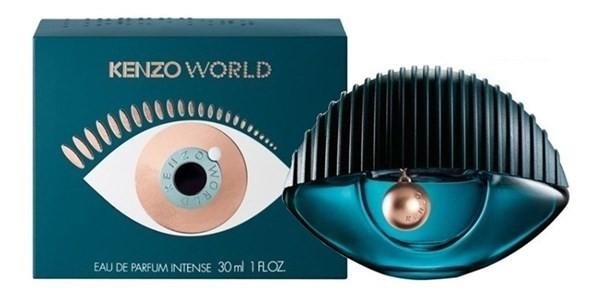 Perfume Mujer Kenzo World Intense Edp 30ml