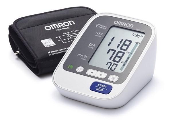 Tensiometro Digital Automático De Brazo Omron HEM-7130 60 memorias