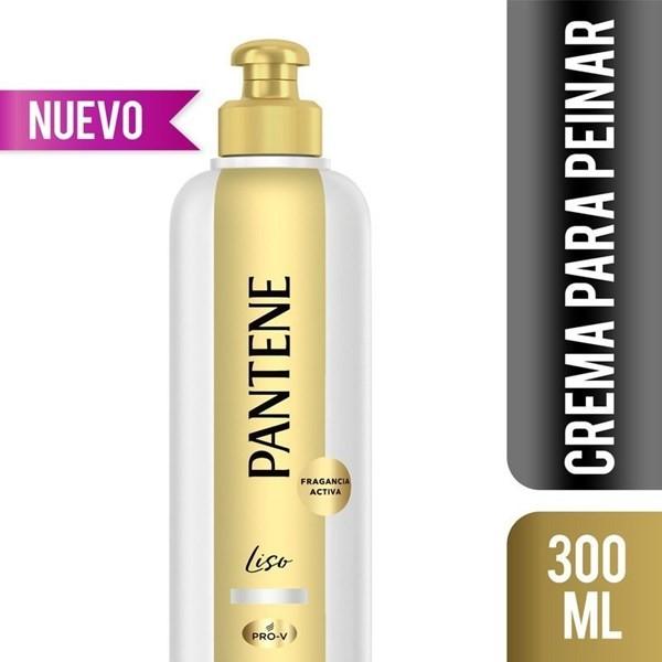 Crema Para Peinar Pantene Pro-v Liso Extremo 300 Ml