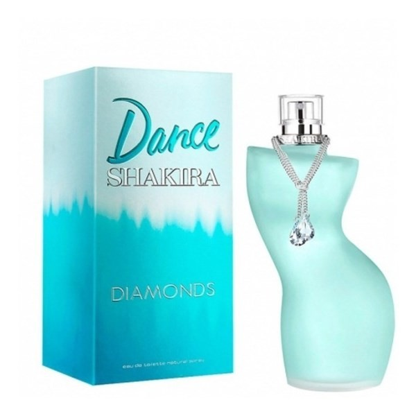 Perfume Dance Shakira Diamonds Edt 50ml