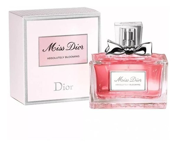 Perfume Mujer Miss Dior Absolutely Blooming Edp 50ml