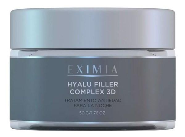 Eximia Hyalu Filler Complex 3d Crema De Noche Anti Edad 50g