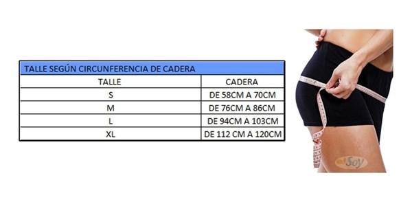 Calza Termica Deportiva Pescadora Mujer Body Care Bc1866 alt