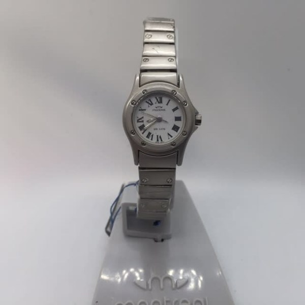 Reloj Dama Montreal Pulcera Metalica -mo