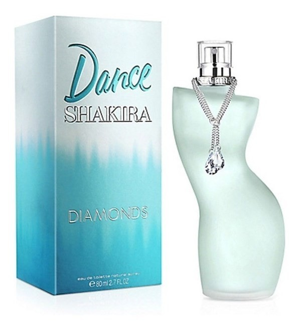 Perfume Dance Shakira Diamonds Edt 80ml