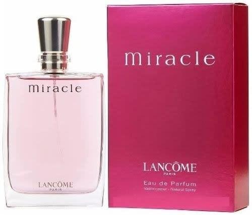 Perfume Lancome Miracle Mujer Edp 50ml