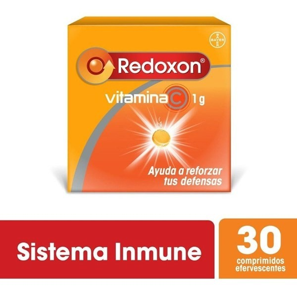 Redoxon 1 Gr Comprimidos Efervescentes X 30u