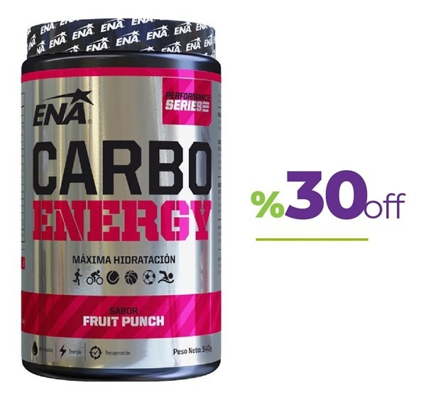 Ena Carbo Energy X 540gr